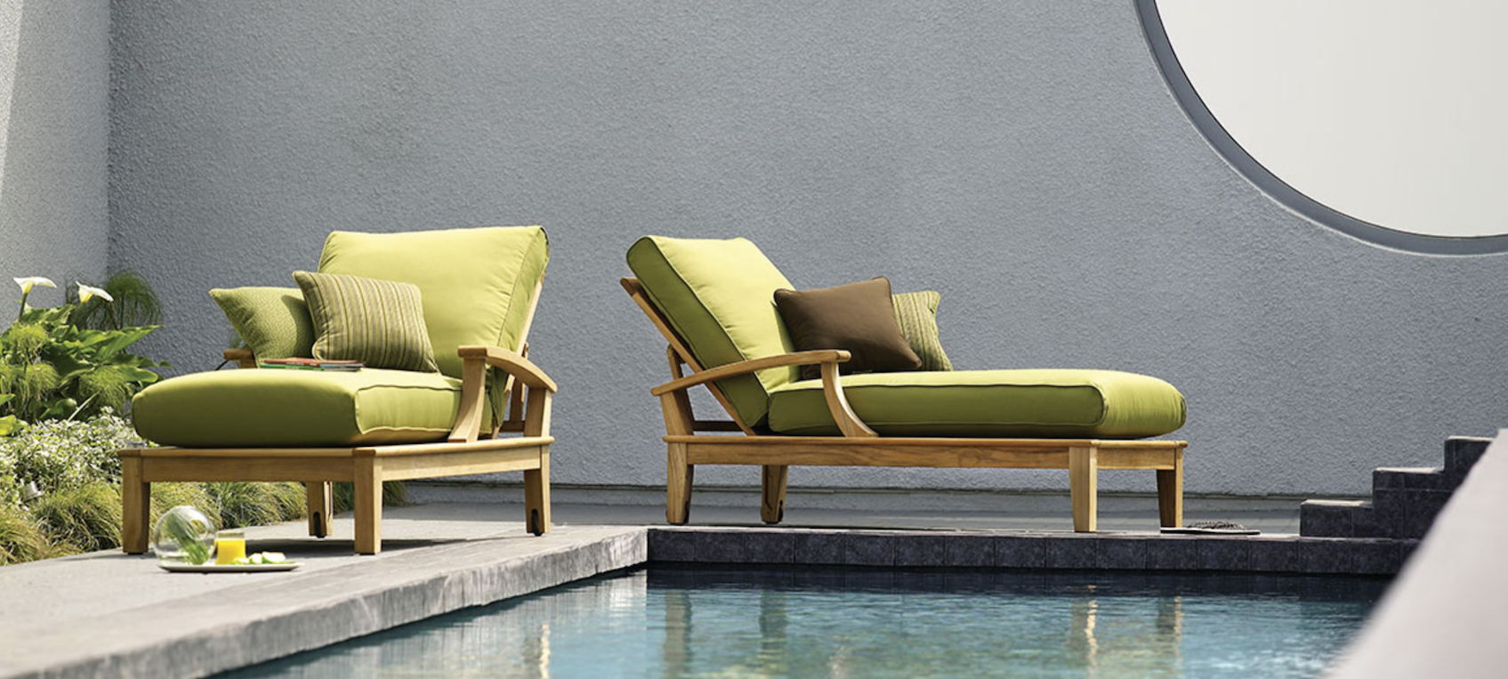 Terris Draheim Represents 15 20 Of The Finest Lines Of Contemporary,  Classic And Transitional Outdoor Furniture. Paul Patterson, The Outdoor  Showroomu0027s ...